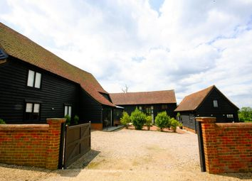 Thumbnail 6 bed barn conversion to rent in Auriol Barns, Woodhall Lane, Shenley, Radlett, Hertfordshire