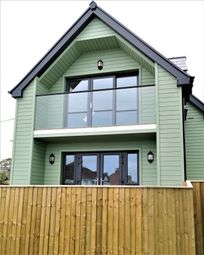 Thumbnail 3 bed detached house for sale in Lle Bryony, Parrog Road, Newport, Dyfed