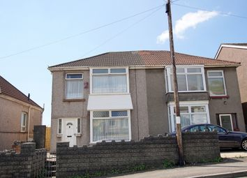 3 bed semi-detached house for sale in 349, Pentregethin Road, Gendros, West Glamorgan, Swansea SA5