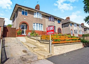 Thumbnail 3 bed semi-detached house for sale in Monks Park Avenue, Bristol, Somerset