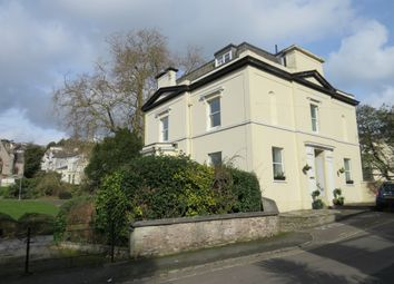 2 bed flat for sale in Torwood Gardens Road, Torquay TQ1