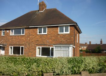 Thumbnail 3 bed terraced house to rent in Gladstone Road, Northampton, Northamptonshire
