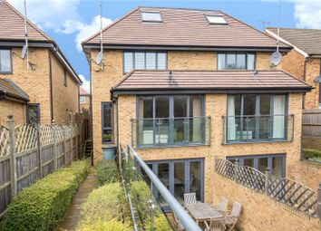Thumbnail 4 bed semi-detached house for sale in Crescent Road, New Barnet, Hertfordshire