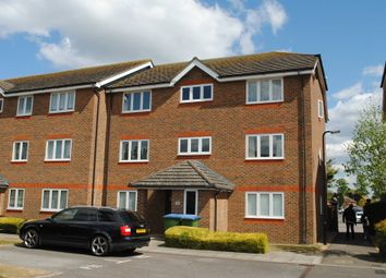Thumbnail 1 bed flat for sale in Yeend Close, West Molesey