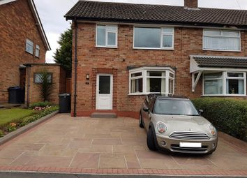 Thumbnail 3 bed semi-detached house for sale in Rothwell Drive, Aughton, Ormskirk