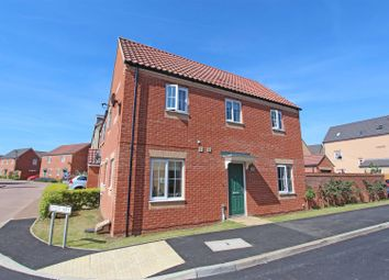 Thumbnail 3 bedroom semi-detached house for sale in Aintree Way, Bourne