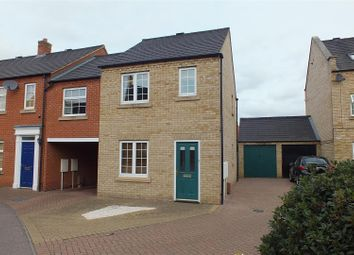 Thumbnail 2 bed end terrace house to rent in Baxter Drive, Eynesbury, St. Neots