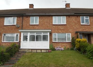 Thumbnail 3 bed terraced house to rent in Roundmead, Bedford