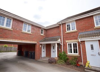 Thumbnail 2 bed town house for sale in Caesar Road, North Hykeham