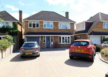 4 bed detached house for sale in Bramwell Close, Lower Sunbury TW16