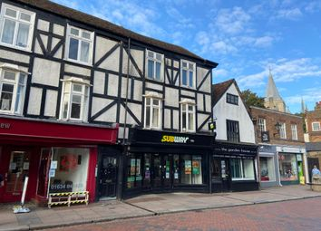 Thumbnail 2 bed flat for sale in 100B High Street, Rochester, Kent