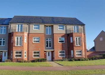 Thumbnail 2 bedroom flat for sale in Lancaster Gate, Upper Cambourne, Cambourne, Cambridge