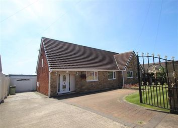 Thumbnail 4 bed bungalow for sale in Chapel Lane, South Elmsall, Pontefract