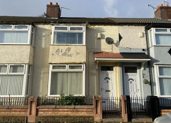 3 bed terraced house for sale in Cheviot Road, Liverpool L7