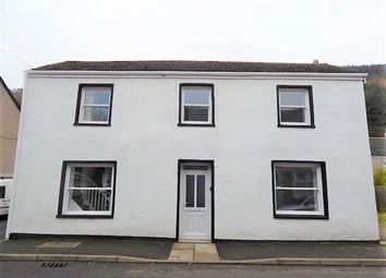 Thumbnail 4 bed detached house for sale in Carlyle Street, Abertillery