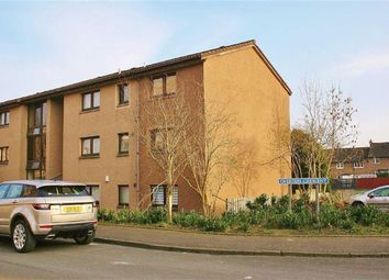 Thumbnail 2 bed flat for sale in Overton Crescent, Denny, Stirlingshire