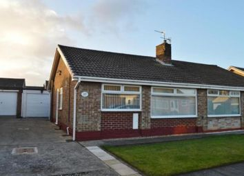 Thumbnail 2 bed semi-detached bungalow for sale in Elder Grove, Stockton-On-Tees