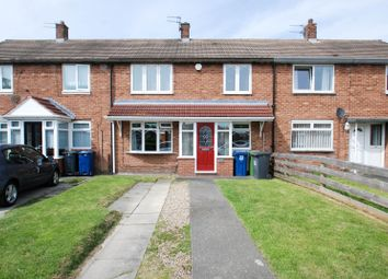 Thumbnail 2 bed terraced house for sale in Renoir Gardens, South Shields
