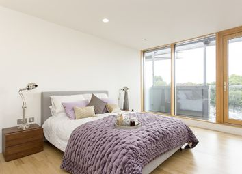 Thumbnail 3 bed flat for sale in Delancey Street, London