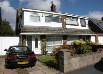 Thumbnail 3 bed semi-detached house for sale in Moorlands Road, Thornton, Liverpool