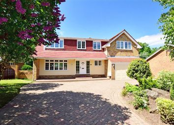 Thumbnail 5 bed detached house for sale in The Spinney, Billericay, Essex