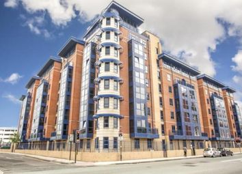 Thumbnail 3 bed flat for sale in Canute Road, Southampton, Hampshire