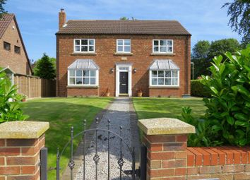 Thumbnail 5 bedroom detached house for sale in Hall Garth, Osgodby, Selby