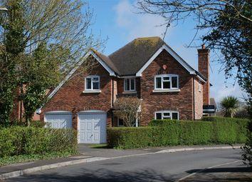 Thumbnail 4 bed detached house for sale in Vitre Gardens, Lymington, Hampshire