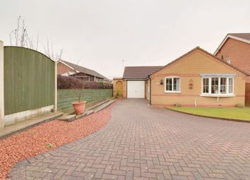 Thumbnail 2 bed detached bungalow for sale in Appleyard Drive, Barton-Upon-Humber