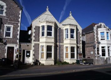 Thumbnail 1 bedroom flat to rent in Walliscote Road, Weston-Super-Mare