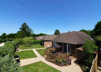 Thumbnail 3 bed detached bungalow for sale in Green Lane, Pamber Green, Tadley