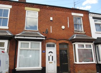 Thumbnail 2 bed terraced house to rent in Fairfield Road, Kings Heath, Birmingham