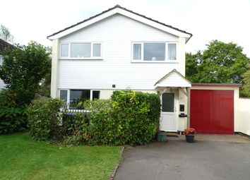 Thumbnail 4 bed detached house for sale in Cobs Way, New Haw