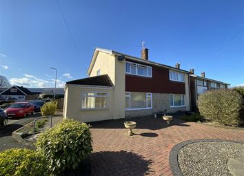 Thumbnail 3 bed property to rent in Pettingale Road, Croesyceiliog, Cwmbran