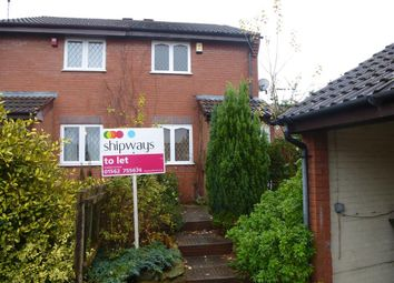 Thumbnail 2 bed property to rent in Whinchat Grove, Kidderminster, Worcestershire