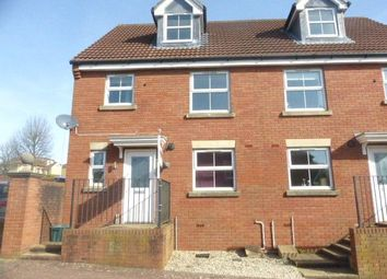 Thumbnail 3 bed town house to rent in Kingswood Heights, Kingswood, Bristol