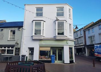 Thumbnail 3 bedroom flat to rent in Fore Street, Seaton