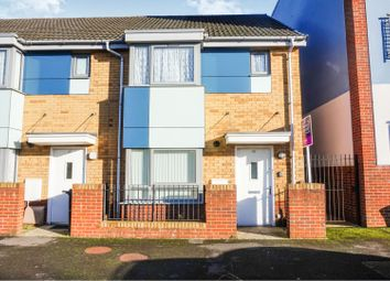 Thumbnail 2 bedroom end terrace house for sale in The Groves, Hartcliffe