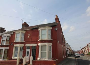 Thumbnail 3 bed semi-detached house to rent in Dundonald Road, Aigburth, Liverpool
