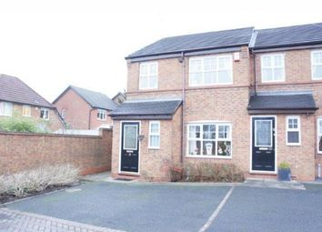 Thumbnail 3 bedroom semi-detached house to rent in Charlestown Grove, Meir Park, Stoke On Trent