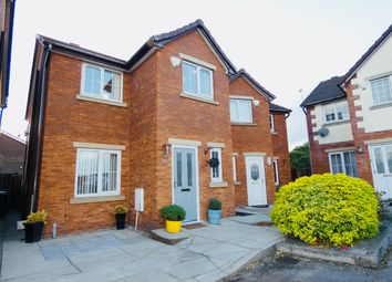 Thumbnail 3 bed detached house for sale in Mode Hill Lane, Whitefield, Manchester