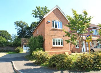 3 bed end terrace house for sale in Bronte Close, Cliffe Woods, Kent ME3