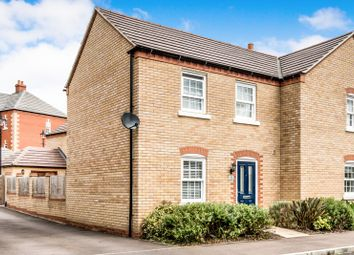 Thumbnail 2 bed end terrace house to rent in Griffin Way, Kempston, Bedford