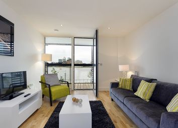 Thumbnail 2 bedroom flat to rent in Beacon Point, 12 Dowells Street, New Capital Quay, Greenwich, London