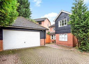 Thumbnail 5 bedroom detached house for sale in Cherrydale, Watford, Hertfordshire