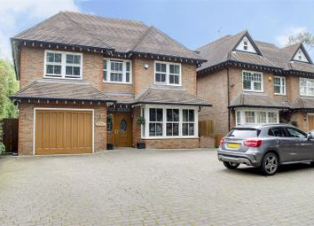 Thumbnail 5 bed detached house for sale in Barnet Road, Arkley