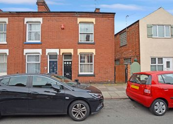 Thumbnail 3 bed end terrace house to rent in St. Leonards Road, Clarendon Park, Leicester