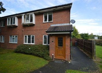 Thumbnail 2 bedroom flat to rent in Clares Lane Close, The Rock, Telford