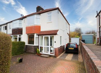 Thumbnail 3 bed semi-detached house for sale in Main Avenue, Totley Rise, Sheffield