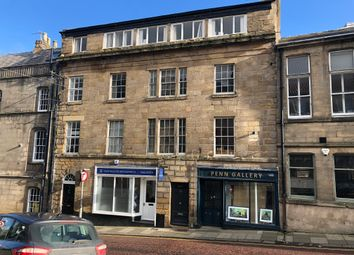 Thumbnail 2 bedroom flat to rent in Fenkle Street, Alnwick, Northumberland